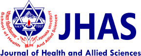 Journal of Health of Allied Sciences